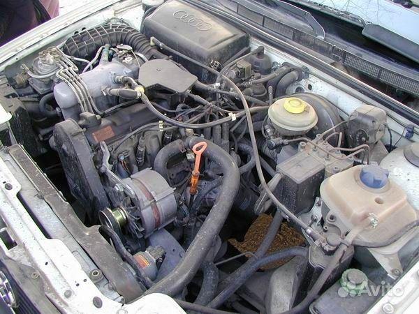 Ауди 80 ремонт двигателя цена