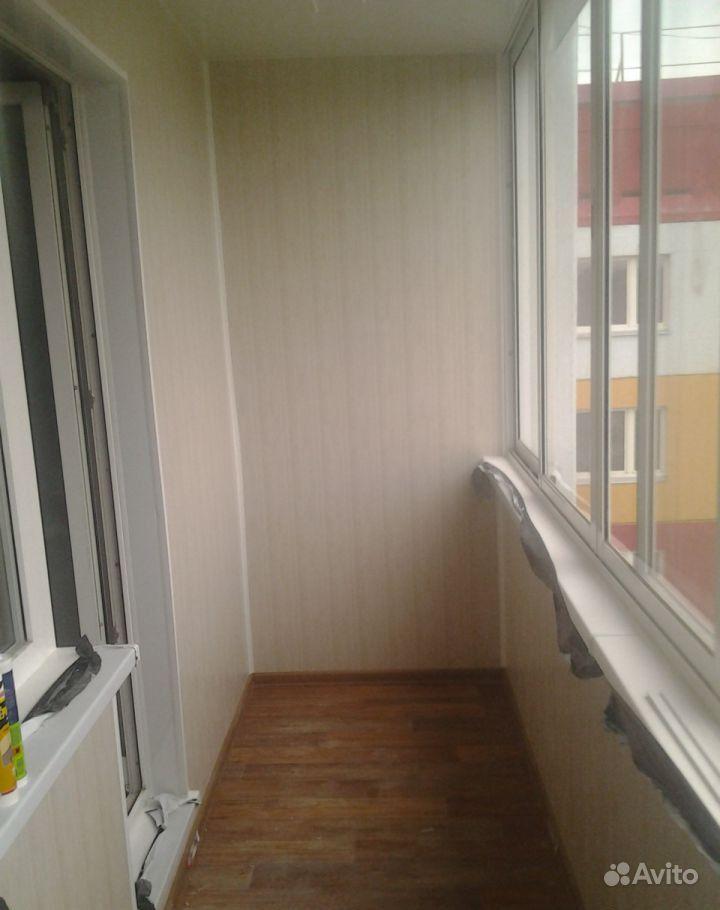 Остекление и отделка балконов и лоджий в Челябинске - sindom.