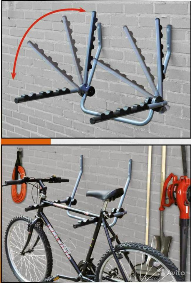 Подвес велосипеда своими руками