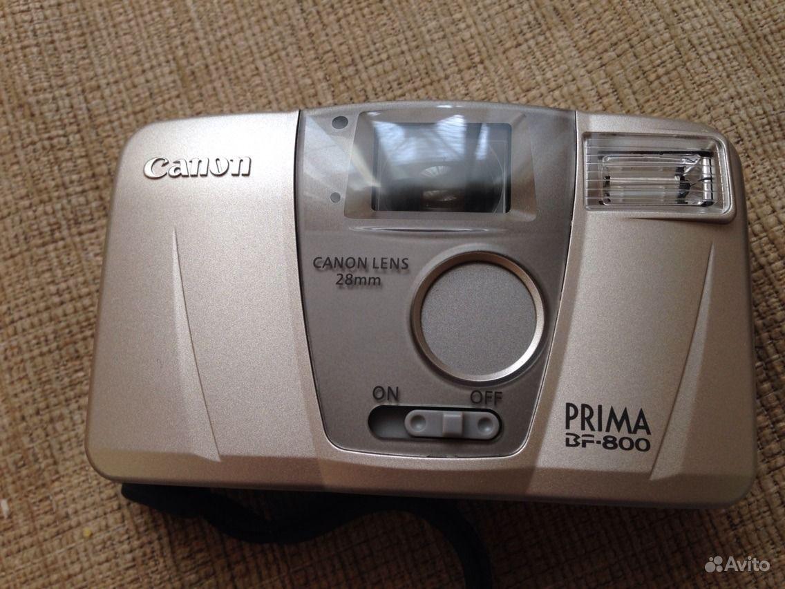 Canon Prima BF-800 Lens 28mm.  Москва