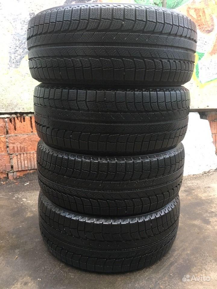 255 50 R19 Michelin Latitude X-ICE XI2 комплект.  Москва