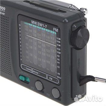 Радиоприёмник Tecsun R-909