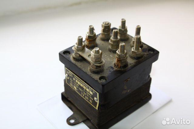 Трансформатор 220 на 12
