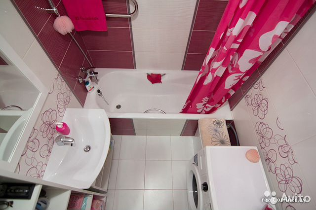 Ванна в квартире своими руками фото