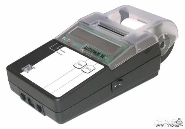 Фискальный регистратор элвес фр К (версия 01) .