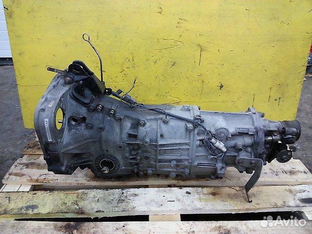 89625003353 Коробка механическая Subaru Legacy B4, BE5
