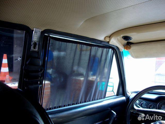 Шторка на заднее стекло sun sheild 120см черная
