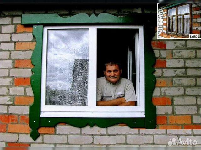 Своими руками поставит окна