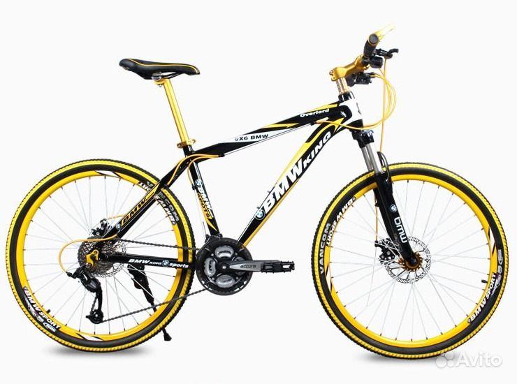 Велосипед бмв фото 6