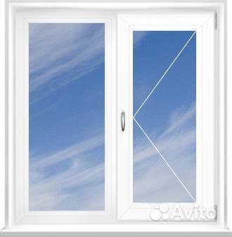 Распродажа готовых окон ПВХ для дачи - окна