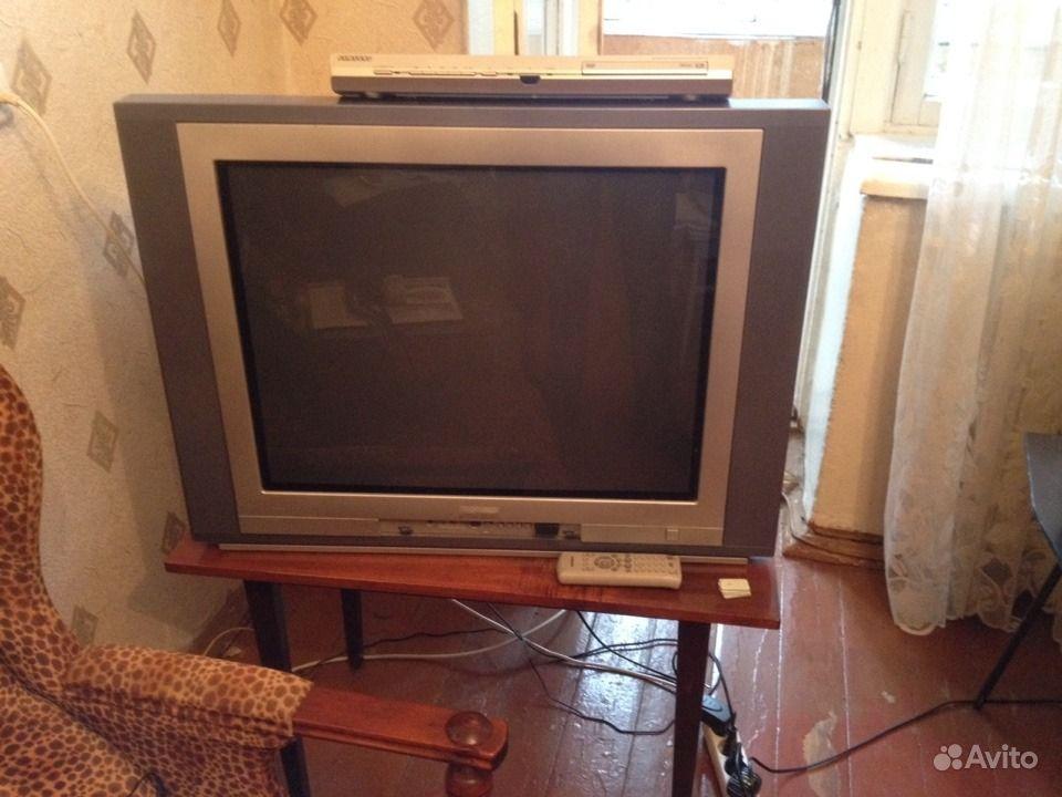 Телевизор tompson scenium +