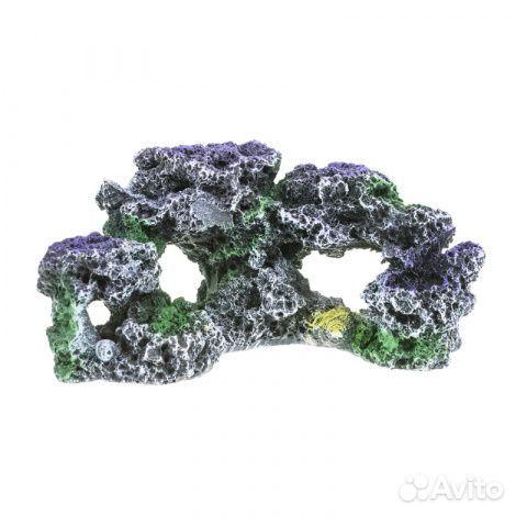 Кораллы, гроты, камни для аквариума купить на Зозу.ру - фотография № 8