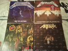 Новые пластинки Metalliсa, Slayer, Anthrax