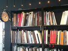 Стеллаж под библиотеку с подсветкой купить в санкт-петербург.