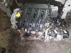 Рено Флюенс, Меган Двигатель 1.6 16 кл К4М