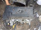 Двигатель G4FC 1.6 Solaris солярис