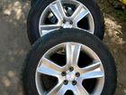 Комплект колес Субару