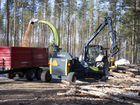 Рубительная машина диаметр 450 мм (Финляндия)