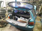 Honda Civic 1.4МТ, 1994, хетчбэк, битый