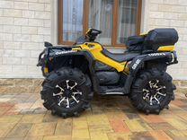 Квадрацикл BRP Can-Am Outlander XTP 1000
