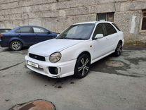 Subaru Impreza 1.5AT, 2001, 300000км