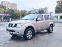 Nissan Pathfinder 2.5МТ, 2007, 260000км