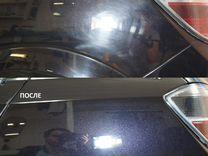 Полировка автомобиля. Нанокерамика. Жидкое стекло — Предложение услуг в Самаре