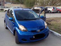Toyota Aygo, 2009 г., Новосибирск