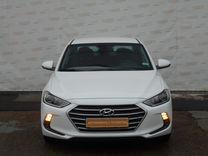 Hyundai Elantra, 2017 г., Казань