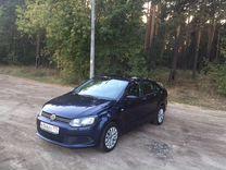 Volkswagen Polo, 2014 г., Москва