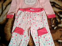 Пижамы для девочек - купить халаты и ночнушки в интернете в Челябинске на  Avito 8986a17604eb6