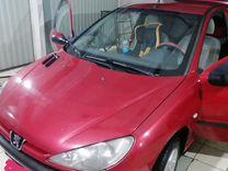 Peugeot 206, 2004 г., Новокузнецк