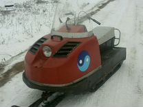 Снегоход Буран