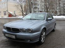 Jaguar X-Type, 2006 г., Москва