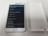 Смартфон SAMSUNG Galaxy Note GT-N700 со стилусом