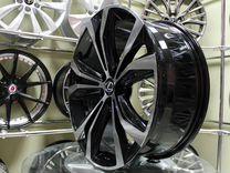 Новые диски на Lexus RX NX, Toyota R20 5*114.3
