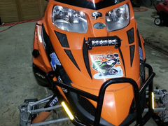 Снегоход Arctic Cat F8 EFI SP