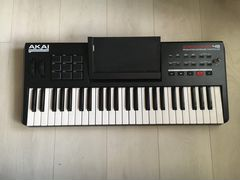 Синтезатор Akai professional synthstation 49