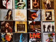 CD - Jazz, Blues, Rock, Pop - USA