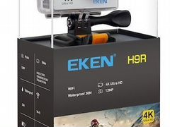 Экшн камера Eken H9/H9R Ultra HD 4K Action camera