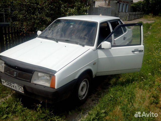Продажа ваз21099 белгородская обл