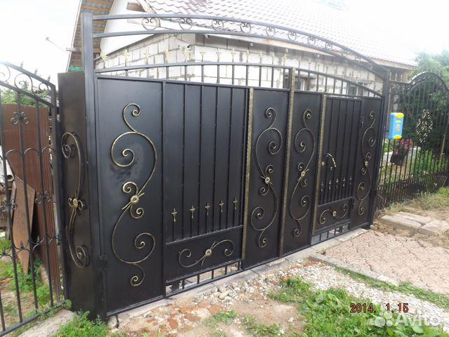 ремонт гаражных ворот сварка в смоленске