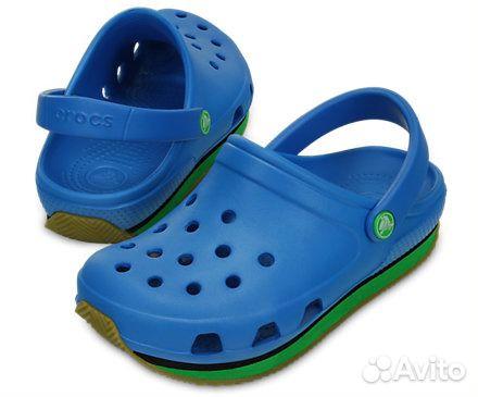 3034e1c12355 Сабо сандалии Crocs Retro Clog 23 - 34 р. остатки