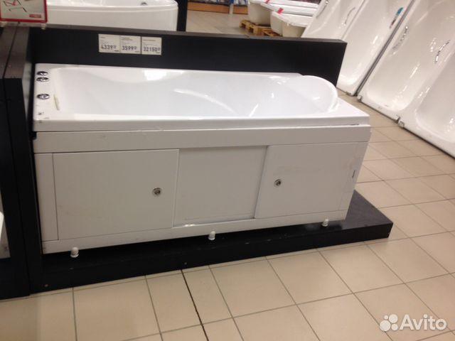 Экран для ванны авито