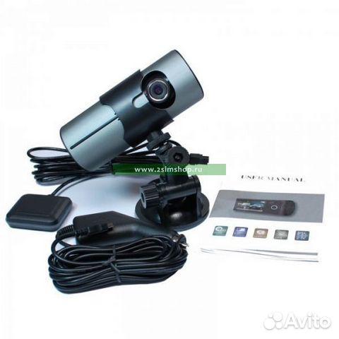 Автовидеорегистраторы с 2 камерами купить
