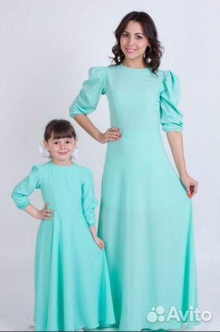 Платья мама дочка в спб