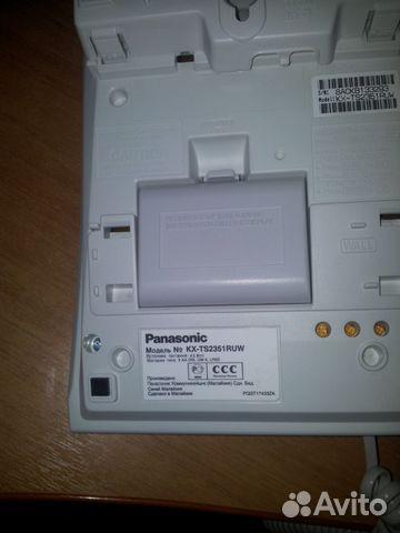 Panasonic Kx-ts2351ruw инструкция - фото 11