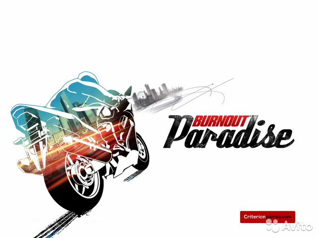 Burnout Paradise (PS3) (рус.)— фотография №1