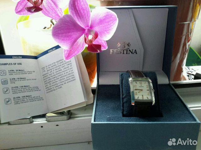a9b8a938 Часы испанские женские festina новые купить в Москве на Avito ...
