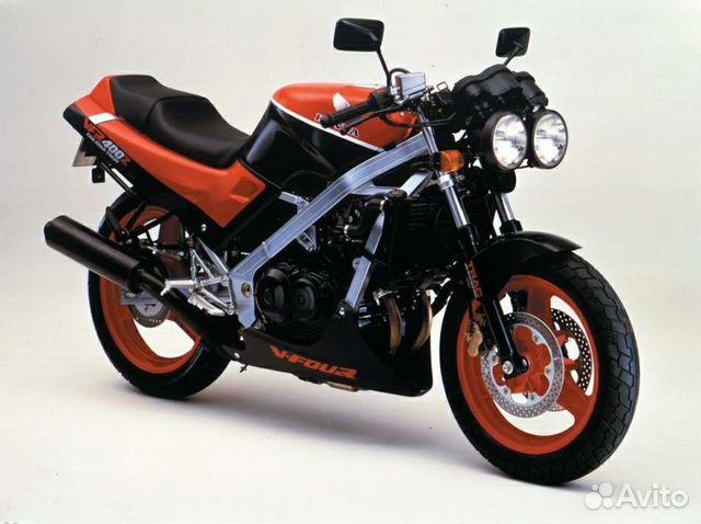 Honda VFR 400z
